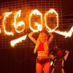 GC 600 FIRE SIGN