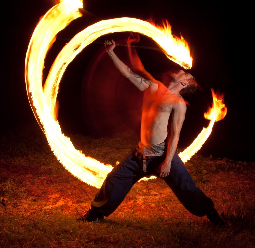 Fire tail