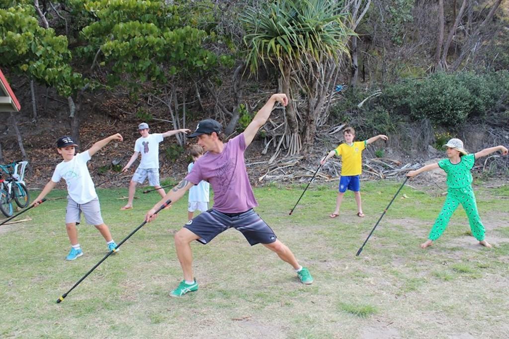 kung fu workshop