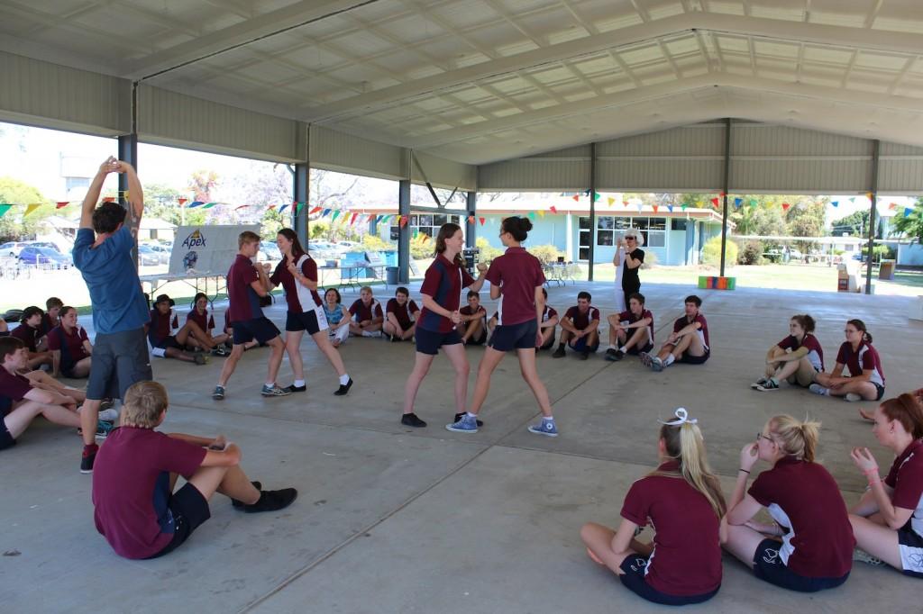 body flow childrens workshop