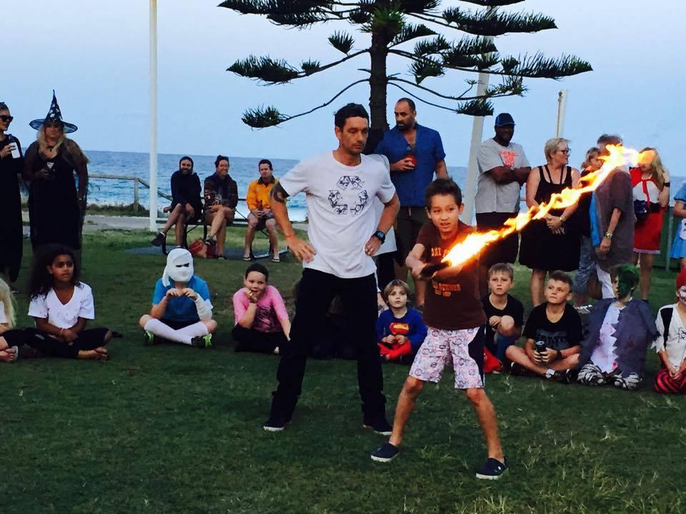 Gold Coast kids workshops