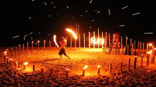 fire beats fire show