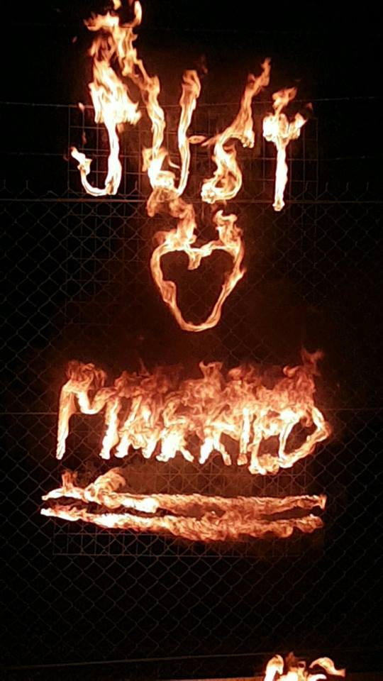 just married firesign