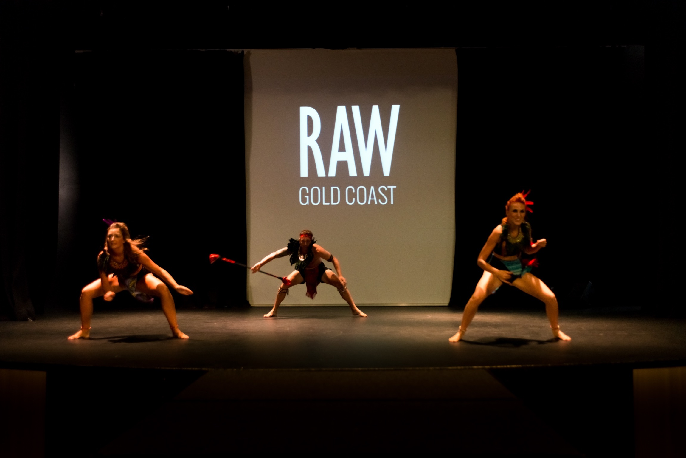 African Contemporary Dance | Energy Entertainments