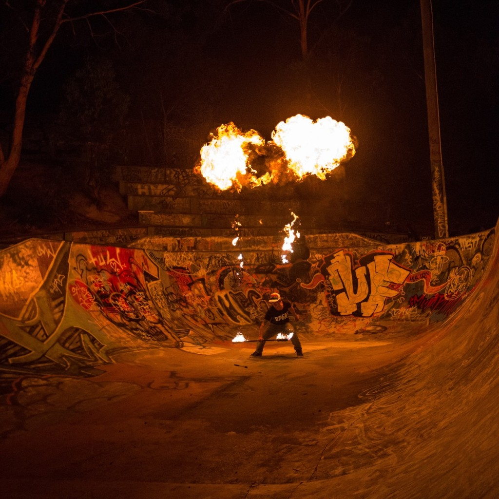 BMX Spent Branding
