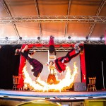 Elements Circus Fire Show