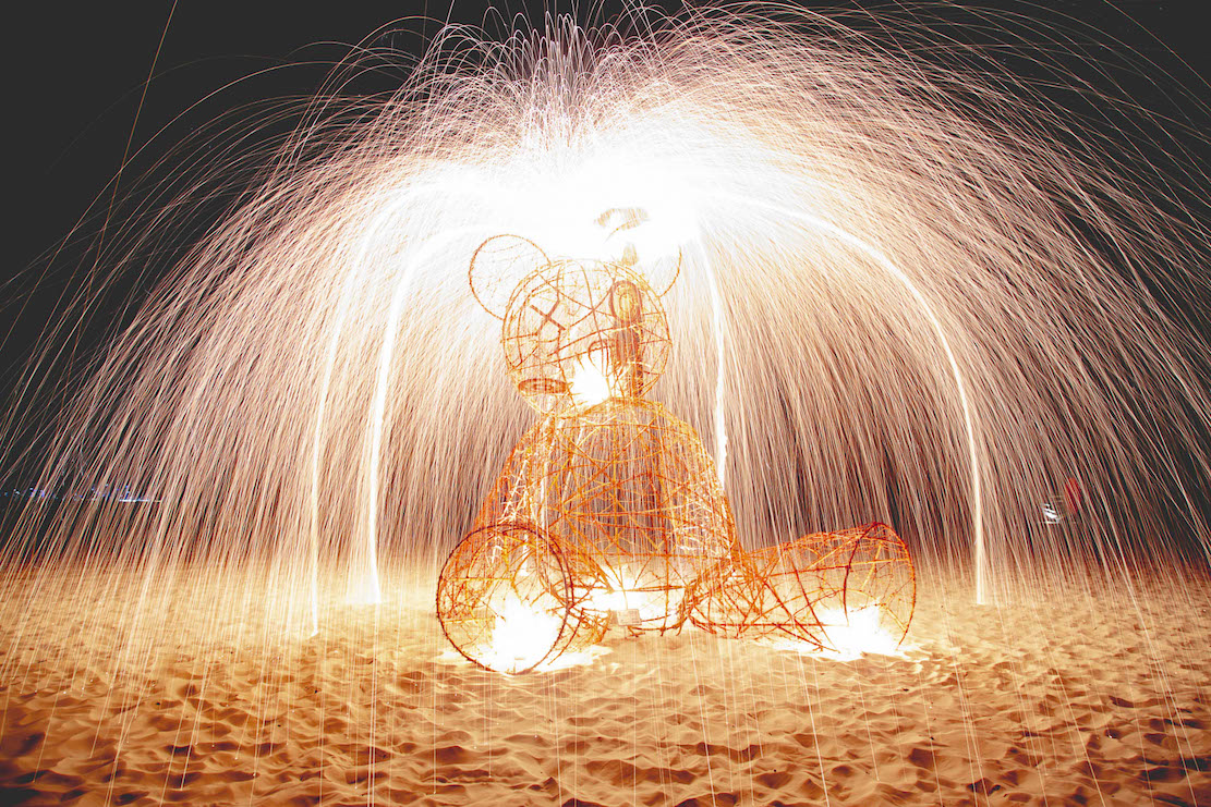 steel wool photo