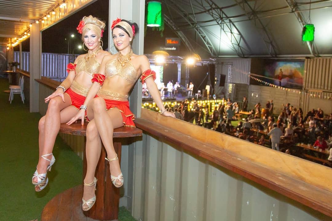 Havana Dancers